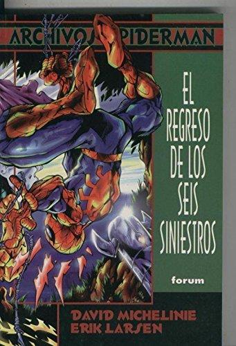 Archivos Spiderman: El regreso de los seis siniestros
