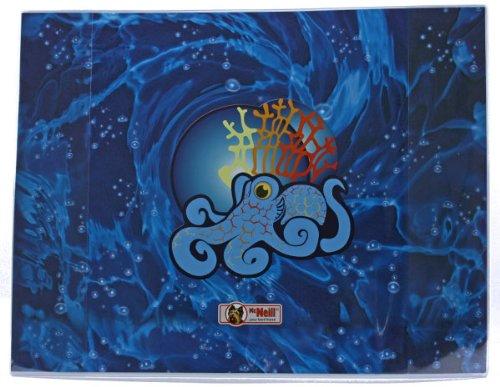 Schreibunterlage Octopus