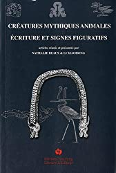 Créatures mythiques animales - écriture et signes figuratifs