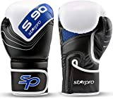 Starpro Boxhandschuhe Muay Thai Training Boxsack - Handschuhe Kickboxen, Kampfsport, Sparring, Sandsack Boxing Gloves | Männer und Frauen |
