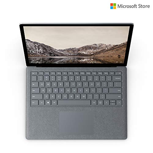 Microsoft Surface Laptop Intel Core i7 7th Gen 13.5 inch TouchscreenLaptop (16GB/512GB/Windows 10 S/Integrated Graphics/Platinum/1.283kg), 1769