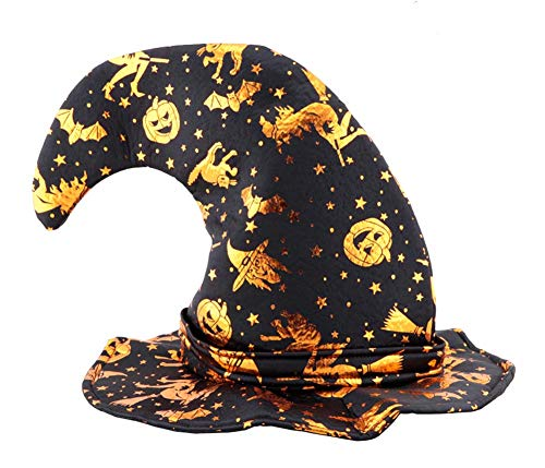 Halloween Witch Hat Masquerade Dress Up Pour Halloween Party/Cosplay, D2