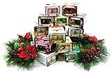 3x Boxen Offizielles Yankee Feiertage Weihnachten Teelichter Verschiedene Düfte Gesamt 36Kerzen