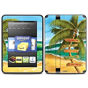 "DecalGirl Skin for Kindle Fire HD 7"" - Palm Signs (will only fit Kindle Fire HD 7"" [Previous Generation])"