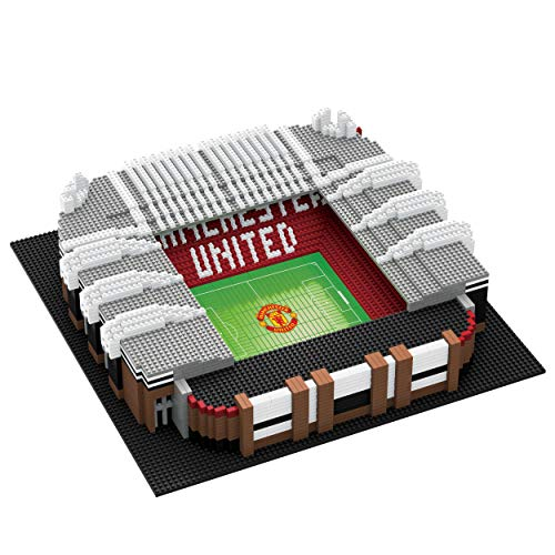 Manchester United FC Old Traffic Stadion 3D Bauspielzeug BRXLZ