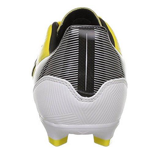 Adidas F30 TRX Firm Ground Leder Junior - Unisex Fußballschuh für Kinder Gelb
