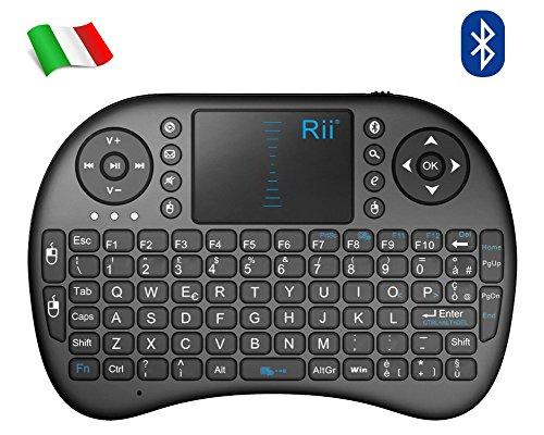 Rii Mini i8 Bluetooth (layout ITALIANO) - Mini...
