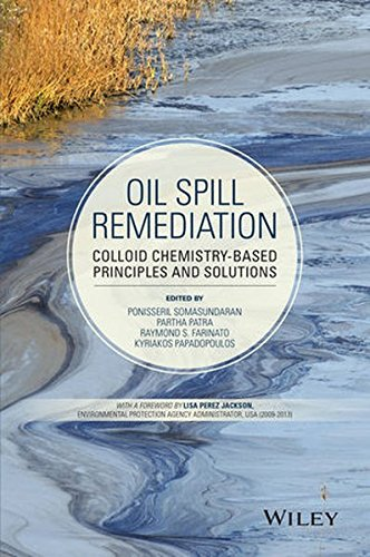 Oil Spill Remediation: Colloid Chemistry-Based Principles and Solutions (Wiley Series on Surface and Interfacial Chemistry)