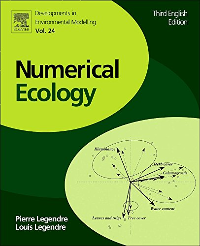 Numerical Ecology (Developments in Environmental Modelling)