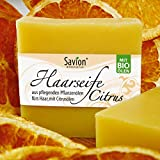 Savion Haarseife Citrus Haarwaschseife 85g