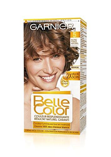 Garnier - Belle Color - Coloration permanente Blond - 05 Blond foncé naturel