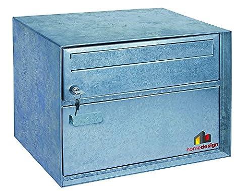 HomeDesign HDM de 410, galvanisé, 102840
