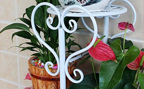 Fioriere Fai Da Te In Ferro ~ Fioriere da esterno scaffale per piante strato fiore telaio in