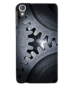 HTC Desire 820 Wheel Mobile Cover