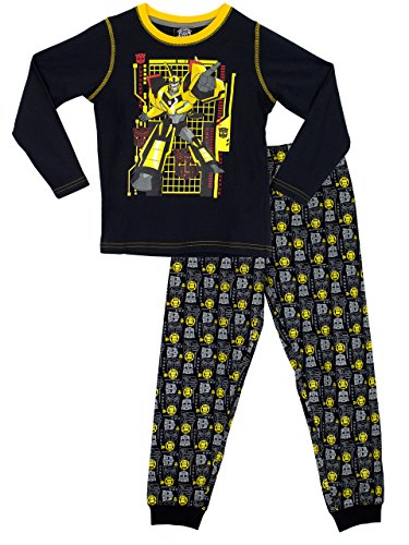 Bumblebee Schlafanzug 128 (Transformers Kinder)