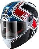 Shark Casco Integrale RACE-R Pro Replica Zarco GP di Francia wbr Taglia L