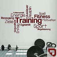 Suchergebnis Auf Amazonde Für Motivation Sport Wandtattoos