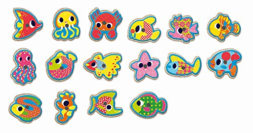 Lisciani-47048-Fish