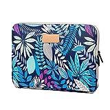 6-15 Zoll Bohème Schutzhülle Schutztasche Für Laptops Laptophülle Tasche Schutzhülle Sleeve Tasche Für Laptop/Notebook Tablet Ipad Tab Blau 15