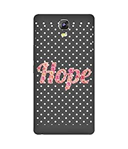 Hope Gionee Marathon M5 Case