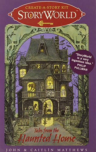 Storyworld Create-A-Story Kit: Tales from the Haunted House [With 28 Cards]