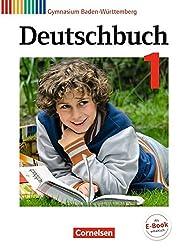 Deutschbuch Gymnasium - Baden-Württemberg - Bildungsplan 2016: Band 1: 5. Schuljahr - Schülerbuch