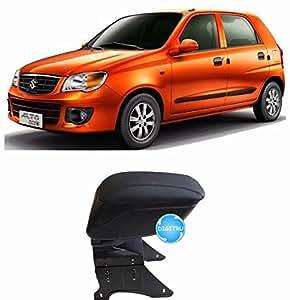 Digitru - Car Armrest for Alto K10 (Black)