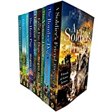 Megan Rix Collection 9 Books Set (The Great Fire Dogs,Echo Come Home,The Great Escape, The Runaways, A Soldier's Friend,The Bomber Dog,The Hero Pup,The Victory Dogs,Winston and the Marmalade Cat)