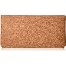 ECCO Jilin Large Wallet, Carteras Mujer, Marrón (Cashmere), 1.5x9x18.5 cm (B x H T)