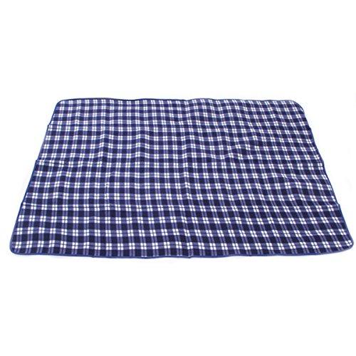 Tissu Oxford Surdimensionnéépaississement Imperméable Lhumidité Durable Treillis Tapis De Pique-nique Tapis En Plein Air Pique-nique Tissu,02 04