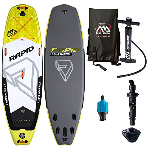 Aqua Marina Sport Rapid 9.6 iSUP Sup Stand Up Paddle Bo… | 06954521603629