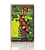 Exo Terra PT2752 Substrato per Terrario Forest Bark 8,8 L Corteccia di Abete