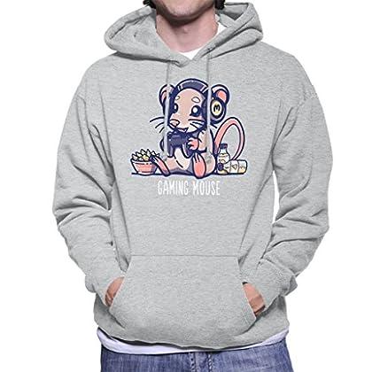 Gaming Mouse Animal Pun Shirt Men