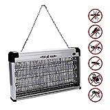 wolketon Destructeur d'insectes Electrique UV Lampe Anti-Moustique Anti-Insectes...