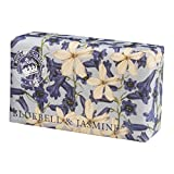 KEW Vintage Verpackt Seife–Luxus Duft Bad Seife–Vintage Bluebell & Jasmin Bad Seife 240g