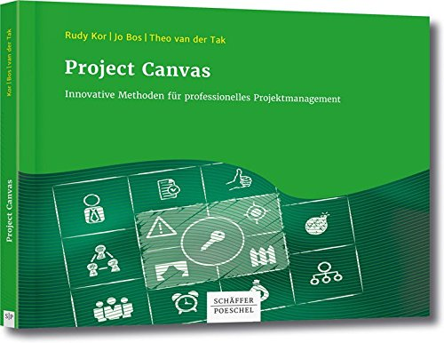 Project Canvas: Innovative Methoden für professionelles Projektmanagement