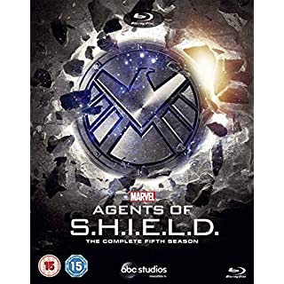 Marvel's Agents of S.H.I.E.L.D. Season 5 Limited Edition [Blu-ray] [2018] [Region Free]