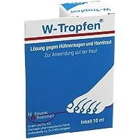 W-Tropfen, Lösung gegen Hühneraugen und Hornhaut,10ml preisvergleich bei billige-tabletten.eu