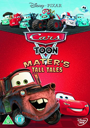 Cars Toon-mater (Cars Toon - Maters Tall Tales [DVD])