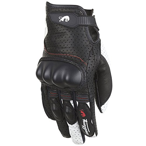 Furygan-Handschuhe Lady TD21noir-blanc-rouge