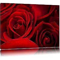 Amazon It Mazzo Di Rose Stampe E Quadri Su Tela Stampe E Quadri