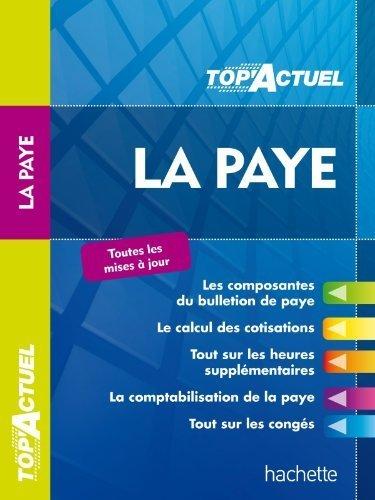 TOP'Actuel - La paye 2013/2014 de Lestrade, Sabine (2013) Broché