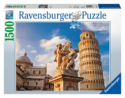 Ravensburger Schiefe Turm von Piza Puzzle (1500Stück)