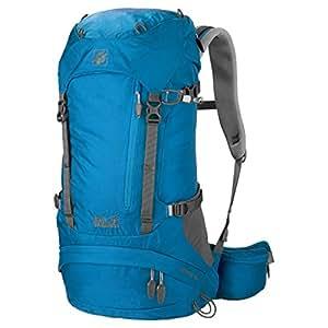 Jack Wolfskin ACS Hike 26 Pack Rucksack, Ocean Blue, ONE Size