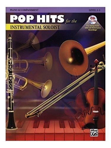 Pop Hits für die Instrumentalsolisten (Klavierbegleitung)-Tabelle Musik, CD