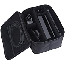 Ocamo Travel Game Storage Case Portable High Capacity Carrying Bag