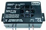 KEMO M071N Ultraschall Tierscheuche/Ungezieferscheuche 12V/DC