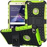 ykooe Huawei P8 Lite 2017 hülle, (Silikon Series) P8 Lite