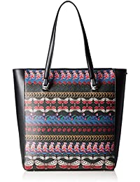 CavalliTote bag Crazy Print #BohoDream 007 - Borsa shopper Donna