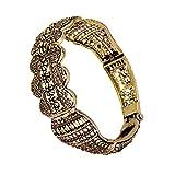 Jaipur Mart Gold Tone Oxidised Adjustabl...